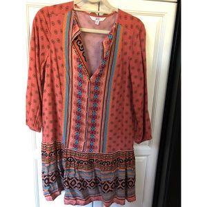 BB Dakota Jack boho dress